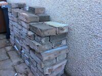 Concrete Dense Block - used (H)215MM (W)100MM (L)440MM 13.7KG