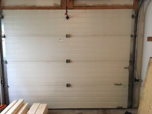 Garage Door, single for $400!!