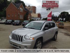2010 Jeep Compass NORTH EDITION   NO ACCIDENTS   4X4