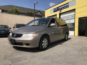 Clean title!! Saftied 2003 Honda Odyssey Ex