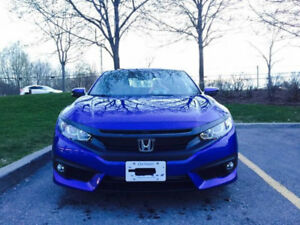2017 Honda EX-T Coupe (2 door) Lease takeover