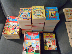 BD / Comics Archie / Betty / Jughead Etc. 169+ livres