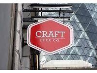 Part Time Bar job available now - Thursday & Friday Evenings