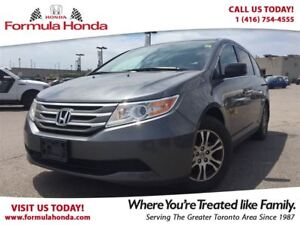 2013 Honda Odyssey EX-L | ACCIDENT FREE | ONE OWNER
