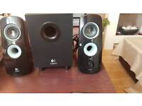 Speaker system for PC