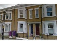 Bow E3. Charming Newly Refurbished 1 Bed Furnished Flat in Stunning Period Conversion on Quiet St