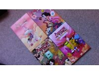 ADVENTURE TIME - Assorted comic collection - 4 volumes for the price of one! - Good condition, CHEAP