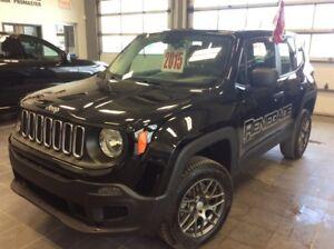 2015 Jeep Renegade 94$SEM.TOUT INCLUS/SPORT AUTOMATIQUE 4X4