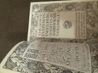 THE EVERYMAN ENCLOPAEDIA VOLUMES 1- 12