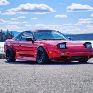 Nissan 240sx 1990 400HP