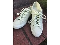 Converse All Star Low Leather Pistachio