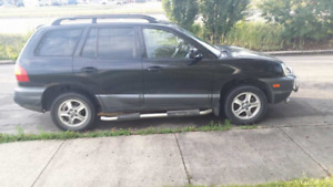 2004 Hyundai Santa Fe FULLY LOADED