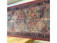 John Lewis rug 160 X 80 cms