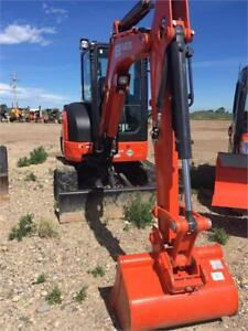 KUBOTA U35-4 EXCAVATOR FROM YOUR NEWWAY KUBOTA LOCAL DEALER