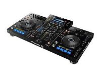 XDJ Controller W// Case and Laptop stand