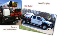 Weed Management Service Contracts Weed Control
