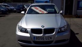 Bmw 320 td can come with a 3 months warranty