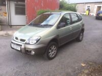 Renault Scenic 1.9 DCI RX4 (Breaking All Parts)