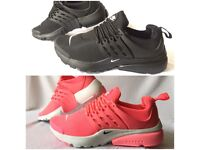 New trainers boxed pres wholesale cheap