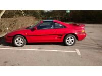 Toyota Mr2 Mk2 T-Bar full leather interior