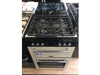 New Ex-Display Leisure AL60GAC Cream Mini Range Cooker 60cm £349