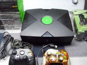Various game consoles