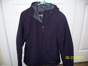 EDDIE BAUER JACKET WITH HOOD