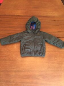 Manteau Perrito The North Face réversible 2ans