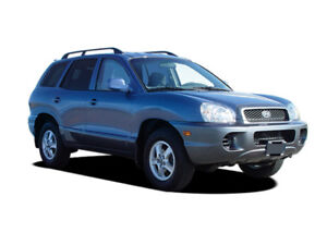 2004 Hyundai Sante Fe PARTS FOR SALE- ENGINE+ TRANNY INCLUDED