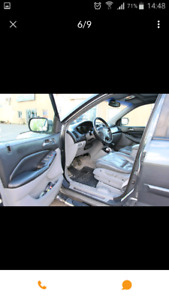 Safetied and Valid Emission. 2006 Acura Mdx Touring AWD DVD