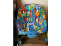 Infant to child rocker