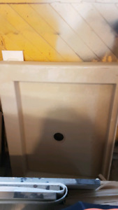 Synthetic Marble Shower Base