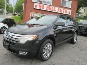 2010 Ford Edge Limited, All Wheel Drive, $110 Bi Weekly OAC