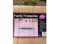 Plum 10ft Family Trampoline