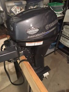 2012 Yamaha 9,9  electric start 4 stroke