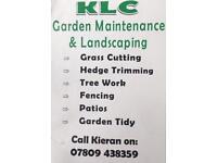 KLC Garden Maintenance & Landscaping
