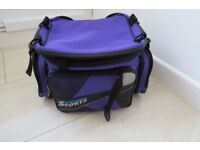 Oxford Sports Lifetime Luggage Tail Pack OF650 and waterproof cover - AS NEW CONDITION