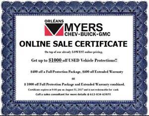2011 Chevrolet Equinox LT V6 AWD TRAILER PACKAGE!!!