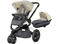 Quinny Buzz Xtra Limited Edition Pushchair & Carrycot NEW & BOXED