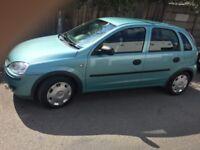 Vauxhall Corsa 1.2 petrol Manual 95k long mot dec Bargain!!!