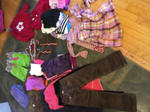 7/8 girls clothes