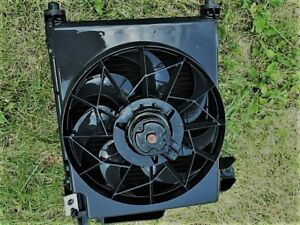 2004 DODGE RAM 1500 AIR COND FAN AND CONDENSER