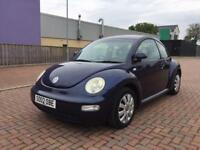 Volkswagen Beetle 1.6 Petrol Automatic, 2 Previous Owners, 77 000 Miles