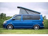 VW T5 campervan very low milage
