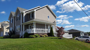 Beautiful semi detached located in Moncton North End