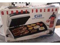 *BRAND NEW* George Foreman G2 Grill & Griddle