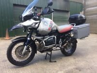 BMW R1150 GS ADVENTURE 2002 NON ABS MODEL