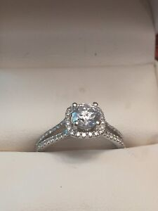 Beautiful like new engagement ring! List price is negotiable!