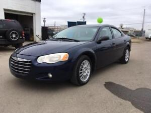 2005 Chrysler Sebring - NO CREDIT CHECKS! CALL 780 918 2696