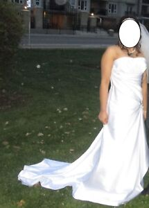 Bridal dress size 12